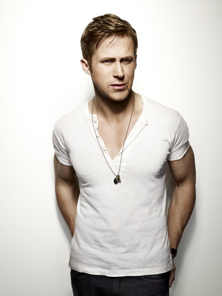 Ryan Gosling Modeling Pic