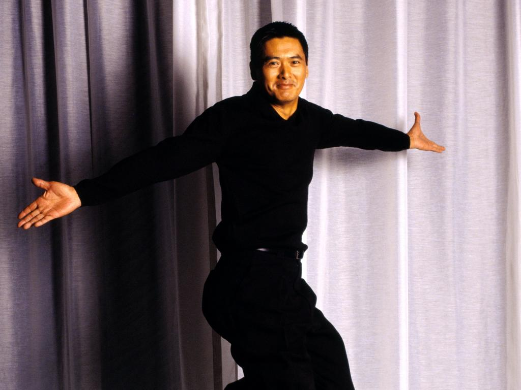 Chow Yun-fat Photo Shot