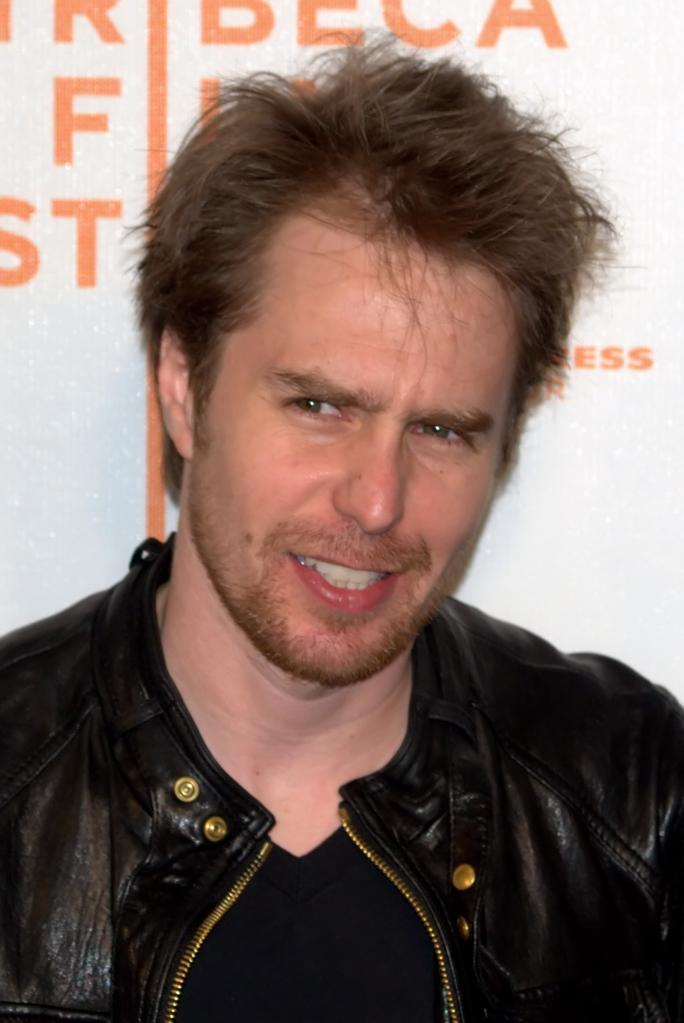 Sam Rockwell Photo Shot