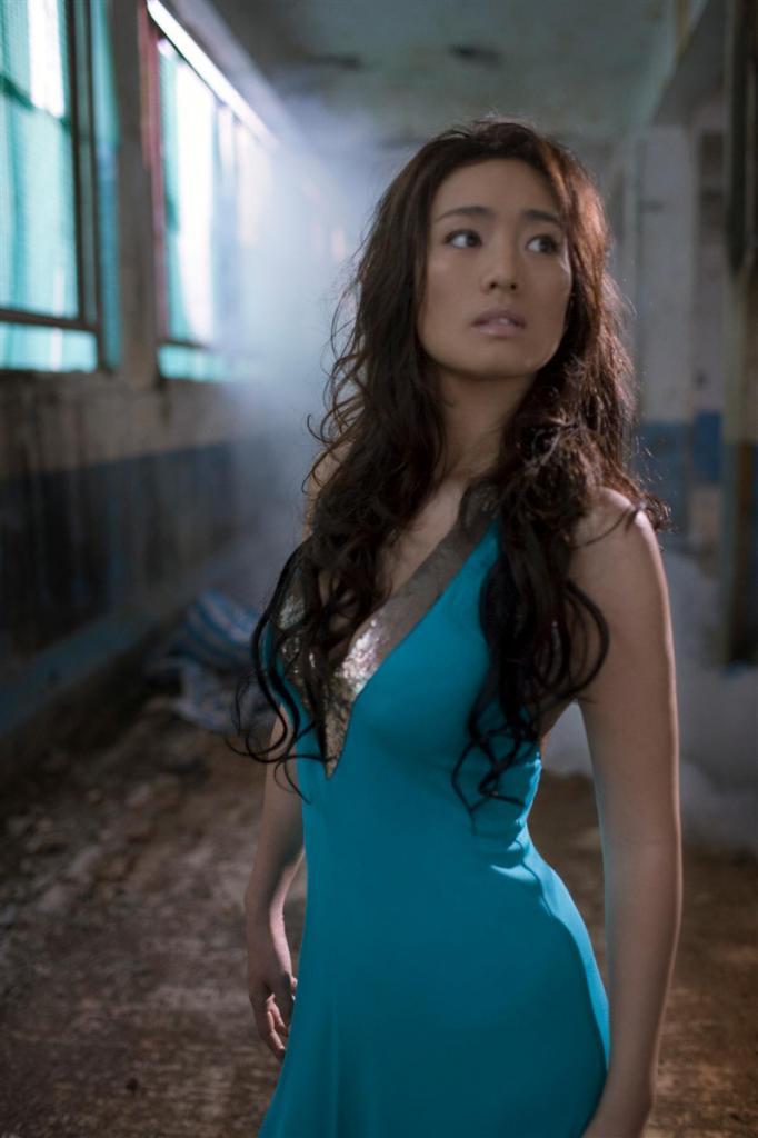 Gong Li Photo Shot