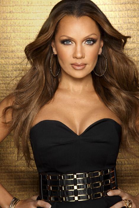 Vanessa L. Williams Modeling Pic
