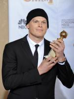 Michael C. Hall With Award