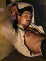 Steven Strait Modeling Pic