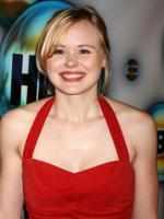 Alison Pill Modeling Pic