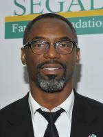 Isaiah Washington Photo Shot