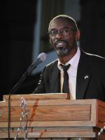 Isaiah Washington Speech