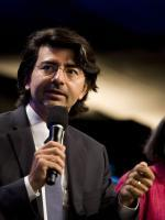 Pierre Omidyar in Action