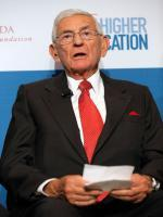 Eli Broad in Action