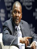 Aliko Dangote Speech