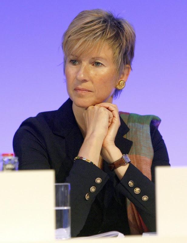 Susanne Klatten HD Photo