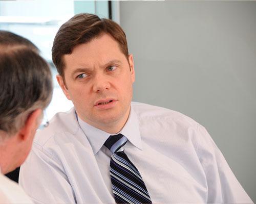 Alexei Mordashov in Office