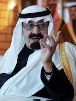 King of Saudia Abdullah bin Abdulaziz Al Saud
