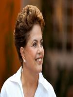36th president of Brazil Dilma Rousseff