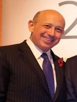 Lloyd Blankfein Chairman of Goldman Sachs