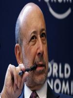 Lloyd Blankfein in Action