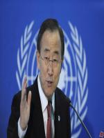 Ban Ki-moon in Action