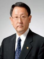 Akio Toyoda HD Photo