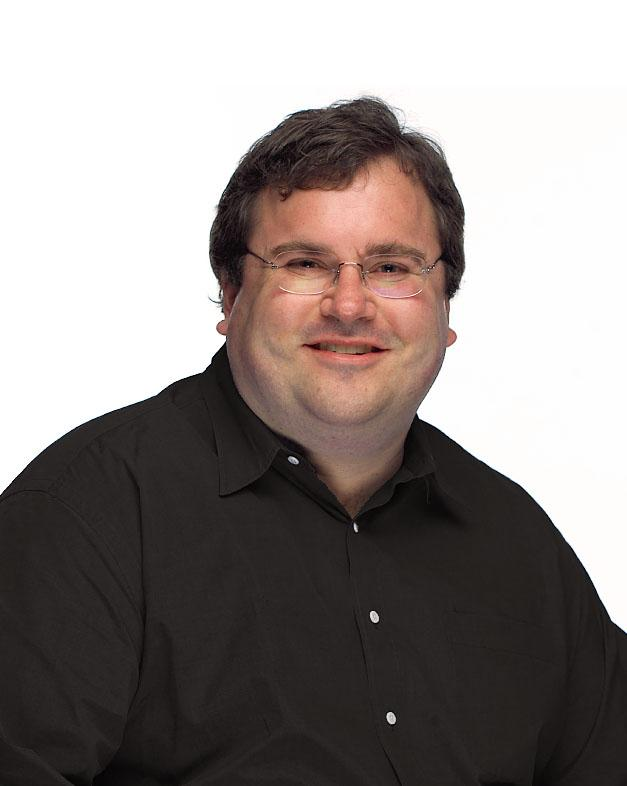 Reid Hoffman HD Photo