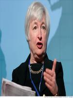Janet Yellen HD Photo