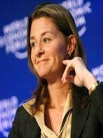 Melinda Gates Photo Shot