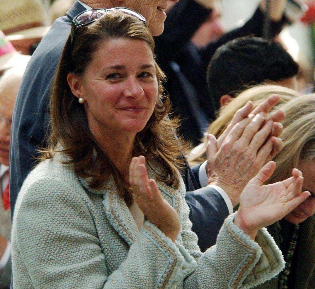 Melinda Gates HD Photo