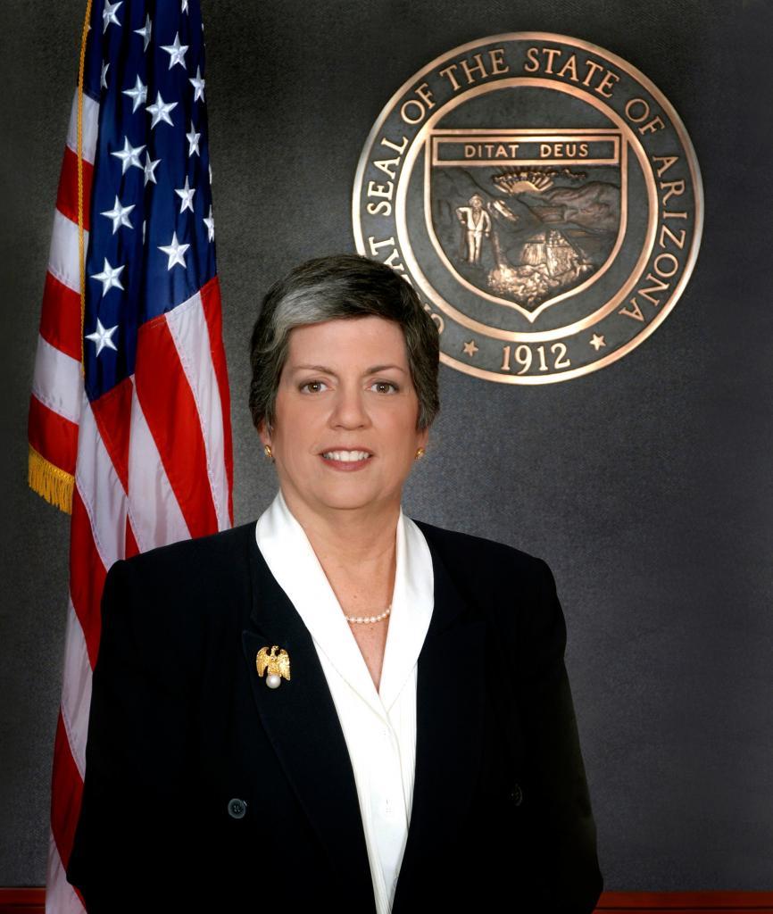 Janet Napolitano HD Photo