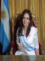 Cristina Fernandez de Kirchner Current President of Argentina