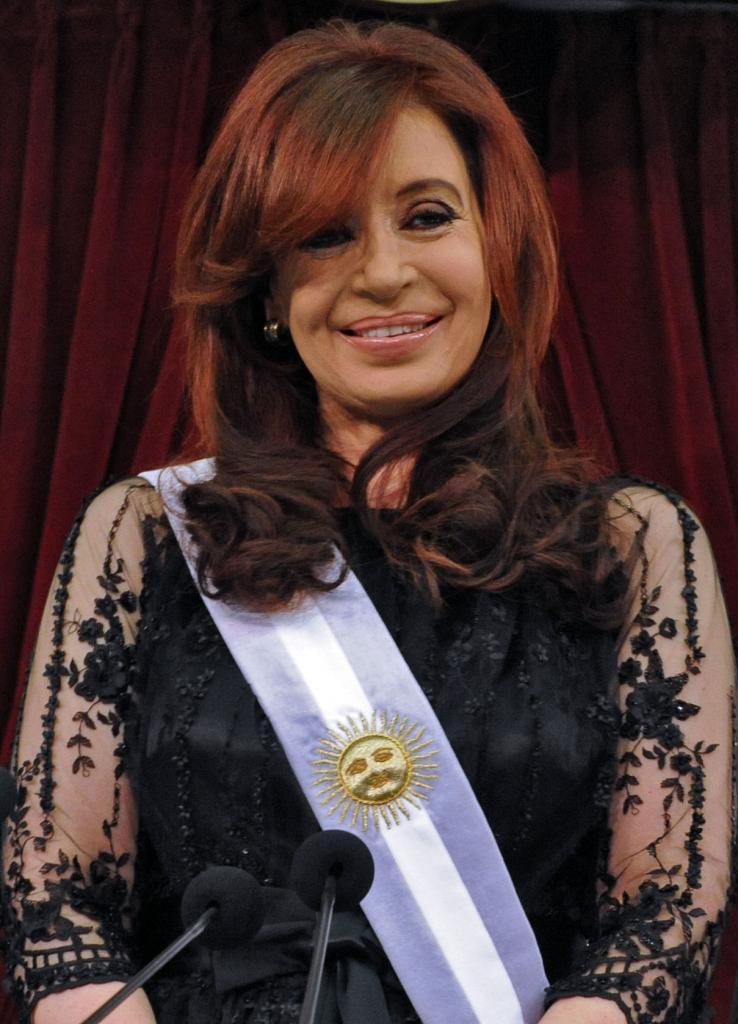 Cristina Fernandez de Kirchner Speech