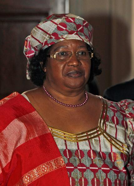Joyce Banda President of Malawi