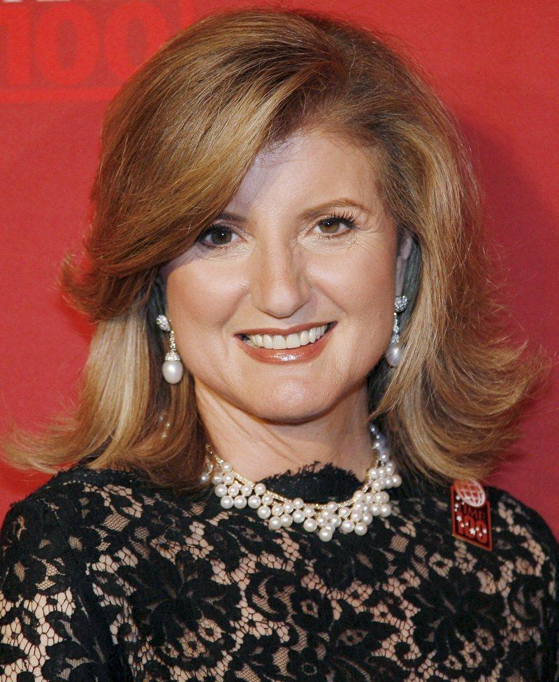 Arianna Huffington Photo Shot
