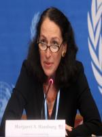 Margaret Hamburg Speech
