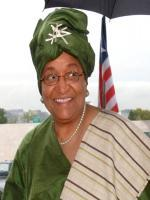 Ellen Johnson Sirleaf HD Photo