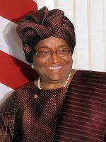Ellen Johnson Sirleaf President of Liberia