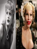 Amanda Lepore Before and After Plastic Surgery