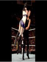 Paige defeated Tamina Snuka by submission