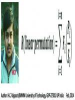 HCR Rank or Series Formula certified by International Journal of Mathe