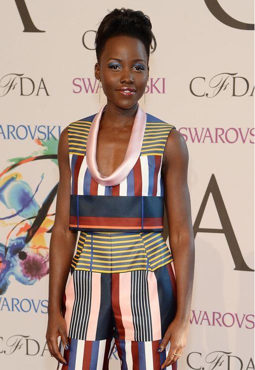 Lupita Nyong'o in CFDA Awards