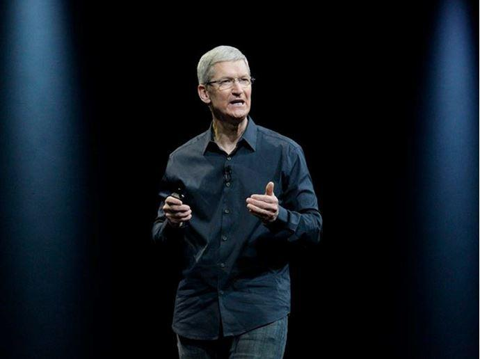 Tim CEO of Apple