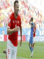 Haris During Match