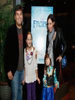 Kristen Anderson-Lopez Family Pic