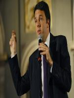 Matteo Renzi in Action