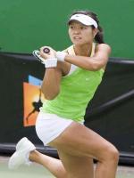 Li Na in Action