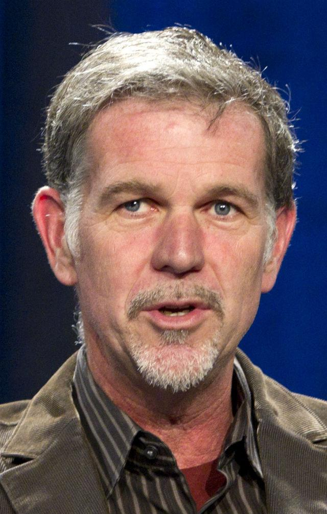 Reed Hastings HD Wallpaper Pic