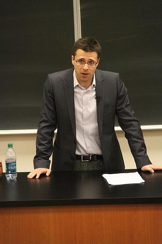 Ezra Klein HD Wallpaper Pic