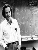 Young Richard Feynman