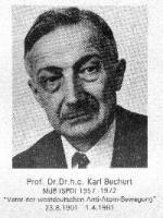Karl Bechert