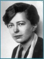 Young Maria Goeppert-Mayer