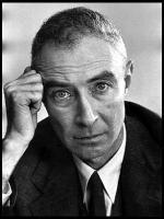 J. Robert Oppenheimer HD Wallpaper