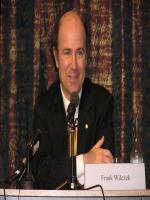 Frank Wilczek in Press Connference