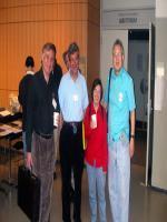 Cosmas Zachos Group Pic